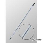 Термометр ТМ- 6-1 (-30+50/0,2)Hg, к аспирационным психрометрам (комплект из