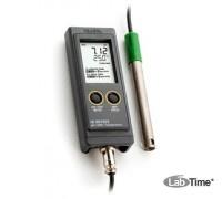 HI 991002 рН-метр/термометр/ОВП портативный (pH/ORP/T)