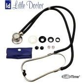 Стетоскоп LD Special Ste Time кварцевые часы встроенные в головку,5 рабочих комбинаций