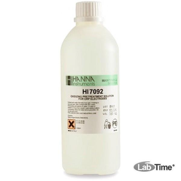 HI 7092L Раствор окисляющий для обработки ORP-электродов (460мл)