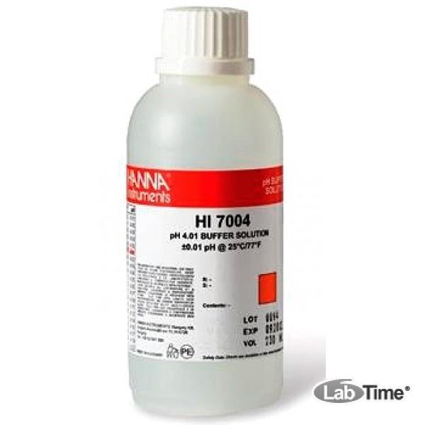 HI 7004/1L Раствор калибровочный pH:4.01 (1000мл)