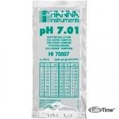 HI 70007P Раствор калибровочный рН:7,01 упак. 25 шт. по 20 мл
