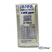 HI 70032C Раствор калибровочный 1382 мг/л, упак. 25 шт. по 20 мл с сертификатом