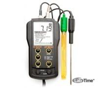 HI 83141 pH-метр портативный с рН-электродом (pH/mV/T)