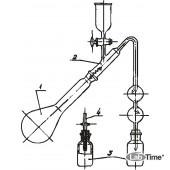 Аппарат д/определения мышьяка АДОМ (1426)