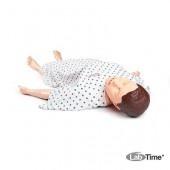 Манекен для освоения практических навыков по уходу «Nursing Anne», с VitalSim™