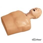 Тренажер Life/form® для отработки навыков, с назогастральным зондом и трахеостомой