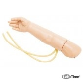 Тренежер для освоения пункции артерии, рука ребенка