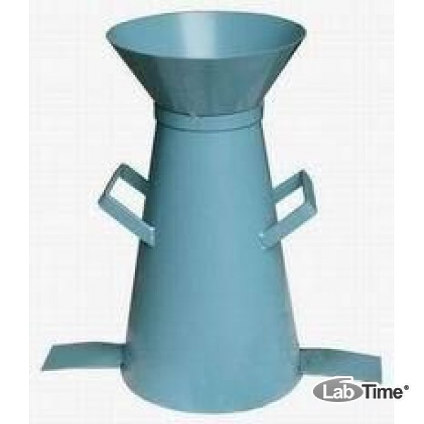 Конусы для определения подвижности бетонной смеси бетон раствор купить с доставкой