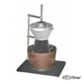 Вискозиметр ВБ-1У - для определения удобоукладываемости бетонной смеси по ГОСТ 10181-2000