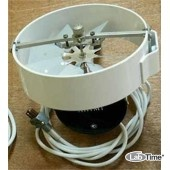 Анемометр АП-1М-1 (0,3-5,0 м/с) крыльчатый цифровой переносной