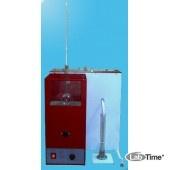 Аппарат АРНС-1М для paзгонки нефтепродуктов по методике ГОСТ 2177