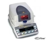 Весы KERN MRS 120-3 влагомеры (124/0,001г/0.01%/ 30-230 град)