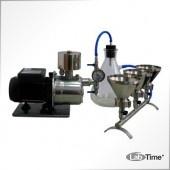 Прибор вакуумного фильтрования ПВФ-35(47)/6 Б(М) для определения чистоты топлив и масел