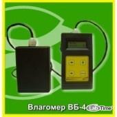 Влагомер древесины ЭЦВ-99 бесконтактный