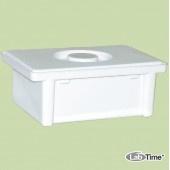 Емкость-контейнер для дезинфекции Едпо-5-01 5 литров (394х260х156) мм