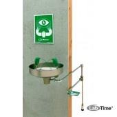Фонтан для глаз и лица 7433FP настенный, снабжена системой защиты от замерзания.