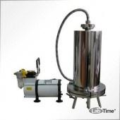 """Прибор напорного фильтрования """"ПНФ-142 Б (В)"""" контроль качества воды по вирусологическим показателям"""