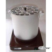 Баня для бутирометров 24 (без плитки)