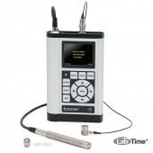 Измеритель шума и вибрации АССИСТЕНТ SI V1 анализатор спектра: звук, инфразвук, виброметр однокоорди