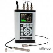 Измеритель шума и вибрации АССИСТЕНТ SI V3 анализатор спектра: звук, инфразвук, виброметр