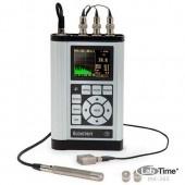 Измеритель шума и вибрации АССИСТЕНТ SIU V3 анализатор спектра: инфразвук, звук, ультразвук, виброме