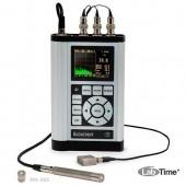 Измеритель шума и вибрации АССИСТЕНТ SI V3RT анализатор спектра: звук, инфразвук, виброметр трехкоор