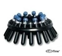 Ротор угловой 30 x15 мл со стаканами 13011 для пробирок 15015, 15020, 15023, 15024, 15115