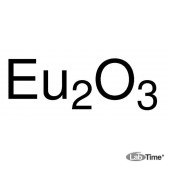 Европий (III) оксид, REacton, 99,99% (REO), 100 г (Alfa)