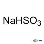 Натрий бисульфит, технический, водный раствор 50% стеклянная бутылка, 1 л (BDH Prolabo)
