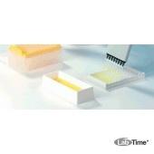 Наконечники Biohit-Optifit 10 мкл в штативе, длина 31,5 мм, нестерил. 10х96 шт/упак