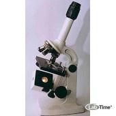 Микроскоп Юннат 2П-3 с подсветкой (80х-800 х)