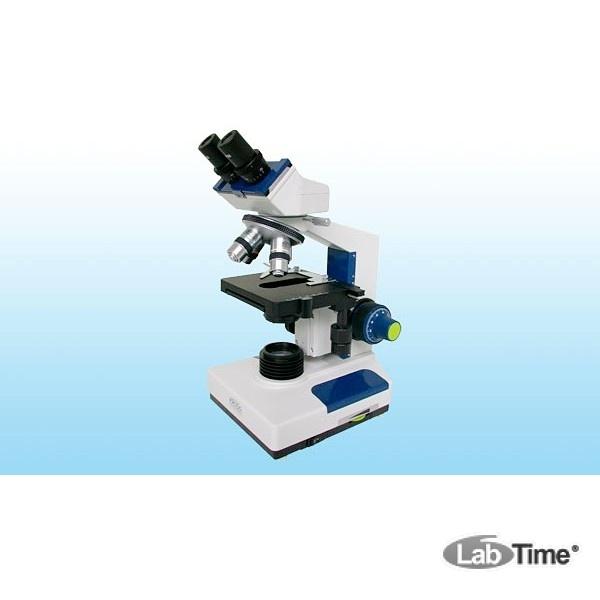 Микроскоп бинокулярный MBL2000S (школьный)