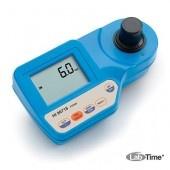 HI 96718 колориметр, анализатор йода (0-12,5 мг/л)