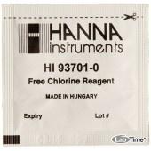 HI 93701-01 Хлор, свободный, упак. 100 тестов