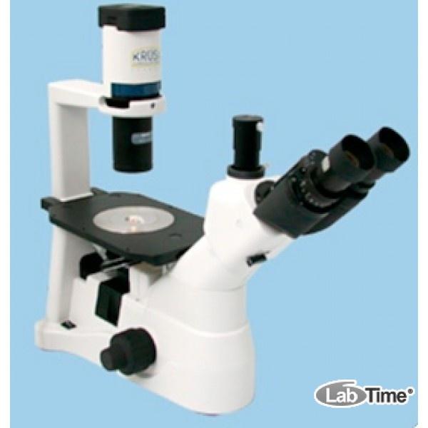 Микроскоп тринокулярный инверсионный MBL3200