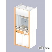 Шкаф вытяжной ЛАБ-900 ШВ-Н (керамика)