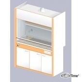 Шкаф вытяжной ЛАБ-1500 ШВ-Н (керамика)