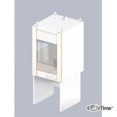 Шкаф вытяжной для муфельных печей ЛАБ-800 ШВп (керамогранит)