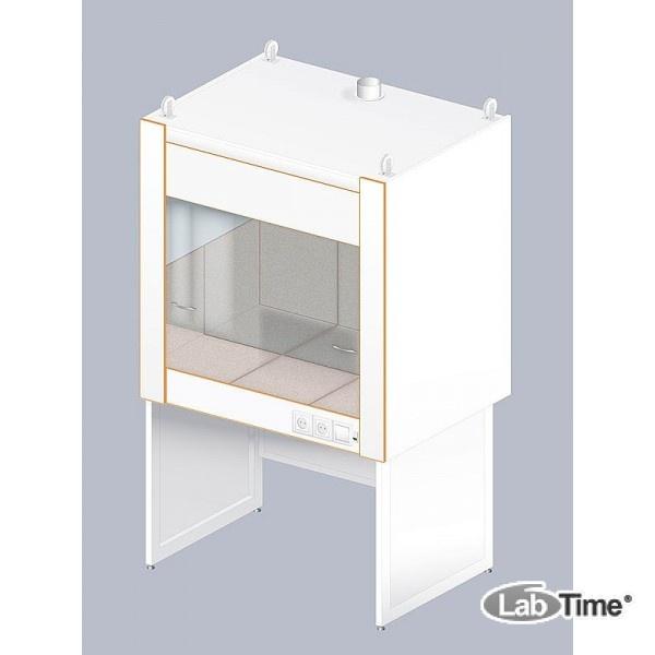 Шкаф вытяжной для муфельных печей ЛАБ-1200 ШВп (керамогранит)