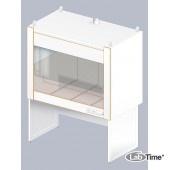 Шкаф вытяжной для муфельных печей ЛАБ-1600 ШВп (керамогранит)