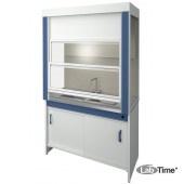 Шкаф вытяжной для мытья мосуды ЛАБ-PRO ШВ 120.72.225 2П (2 чаши, полипропилен)