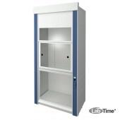 Шкаф вытяжной напольный цельнометаллический ЛАБ-PRO ШВ 150.70.245 МЕ