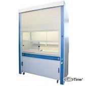 Шкаф вытяжной для выпаривания кислот ЛАБ-PRO ШВК 120.85.245 VI(эпоксидный компаунд VITE)