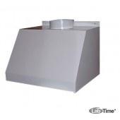 Зонт вытяжной пристенный ЛАБ-PRO ВЗ 50.50.45 П (металл)