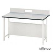 Стол для хроматографа без тумб ЛАБ-PRO СХ 150.80.90/105 LA (LAMINAT)