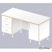 Стол письменный ЛАБ-1500 СП (меламин)