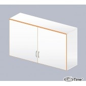 Шкаф навесной с 2 дверками ЛАБ-1200 НШ-2 (меламин)