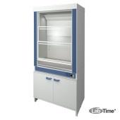 Шкаф вытяжной для работы с ЛВЖ ЛАБ-PRO ШВЛВЖ-ТО 120.75.231 KG (керамогранит)