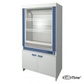 Шкаф вытяжной для работы с ЛВЖ ЛАБ-PRO ШВЛВЖ-ТО 150.75.225 F20 (FRIDURIT 20мм)